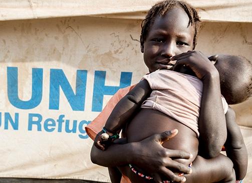 """Rifugiati, UNHCR: """"A rischio protezione e diritti umani"""""""