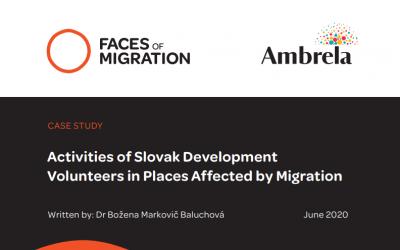 Il volontariato per lo sviluppo locale in aree interessate dalla migrazione